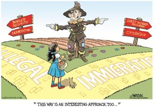 The Obama administration is telling our border patrol agents to release illegal immigrants. If this is the case, why bother with borders altogether? See more by Arch Kennedy