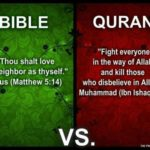 Which Is More Violent…The Bible or the quran?