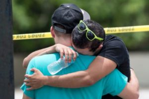 My heart goes out to the families of the victims of the Orlando massacre of a gay night club. My plea, is that my gay friends will listen to what I have to say. By Arch Kennedy