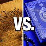 Islam and the US Constitution are incompatible. I'll explain the difference between Sharia Law and Man's Law. By Arch Kennedy
