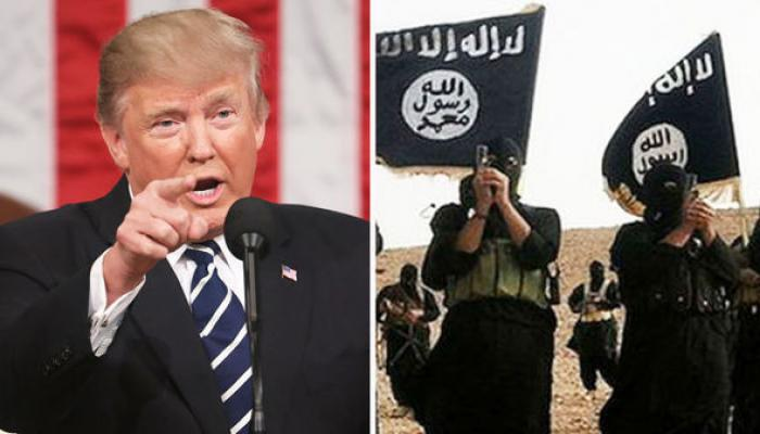 Trump ends Islamic States conquest. Does the media care?