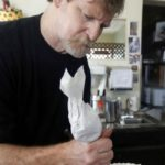 The Supreme Court rules on Colorado baker who refused to make wedding cake for same-sex couple. By Arch Kennedy