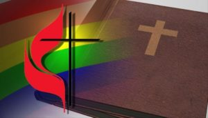I have something to say on the United Methodist Church strengthening its same-sex marriage ban, and some on BOTH sides may not like it. By Arch Kennedy