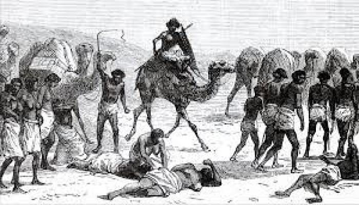 How About Reparations From Muslim Arabs to Black Africans?